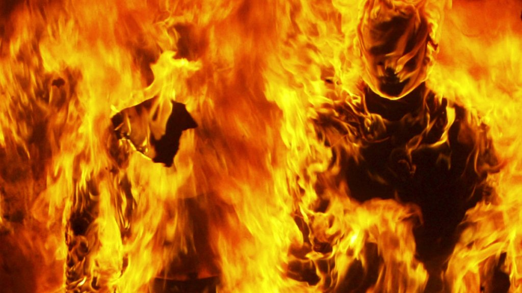 У Києві вибухнула цистерна з газом, загинула людина – фото