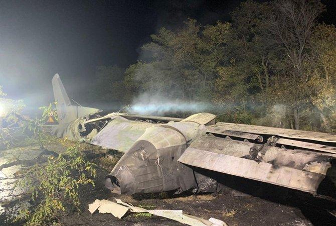 Під Харковом розбився військовий літак: що відомо на даний момент