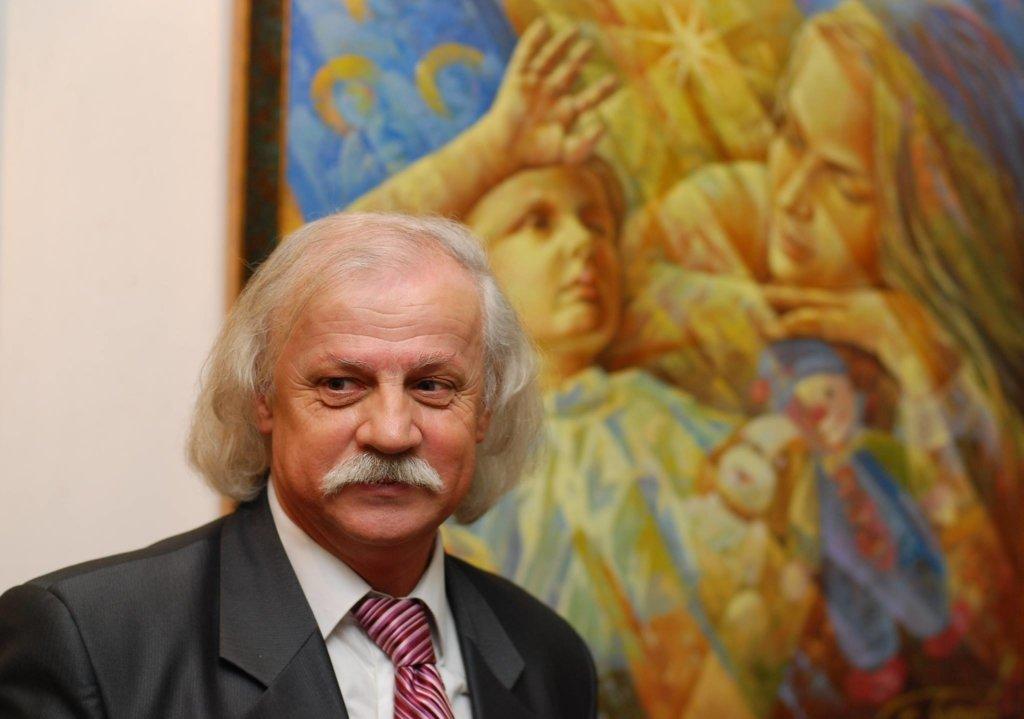 Відомий український художник помер від COVID-19