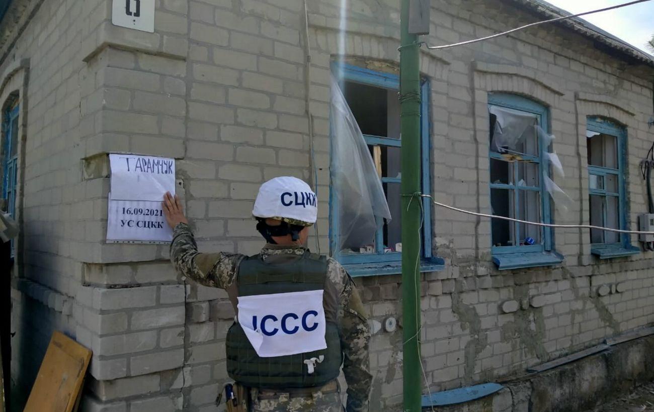 Боевики второй раз за день обстреляли населенный пункт на Донбассе: пострадали дома жителей