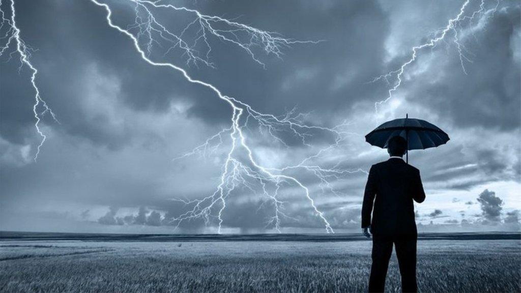 На Київ насувається негода: про погоду на найближчі дні