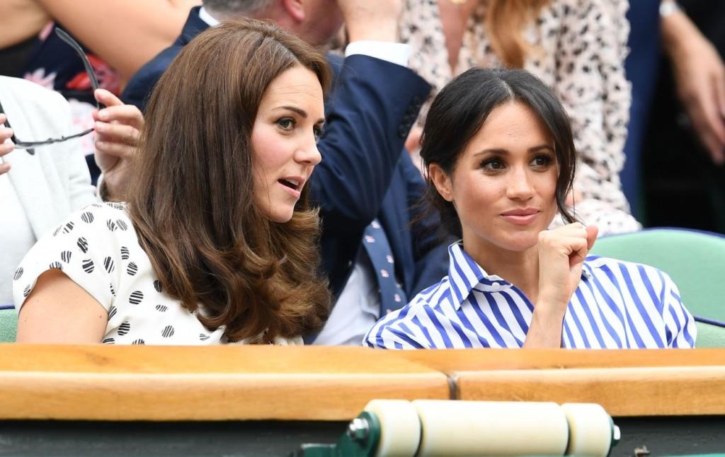 Кейт Миддлтон впервые отреагировала на рождение дочери Маркл и Гарри, хотя прошла неделя