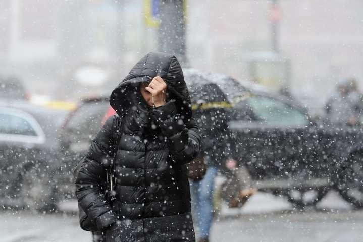 Прогноз погоди на 28 лютого в Україні: подекуди мокрий сніг та дощ