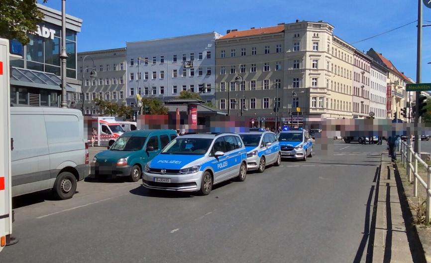 У Берліні напали на торговий центр: всі подробиці та відео