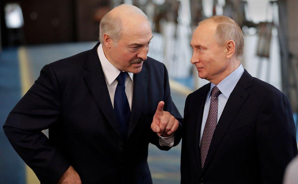 Лукашенко заявив про лист від Путіна