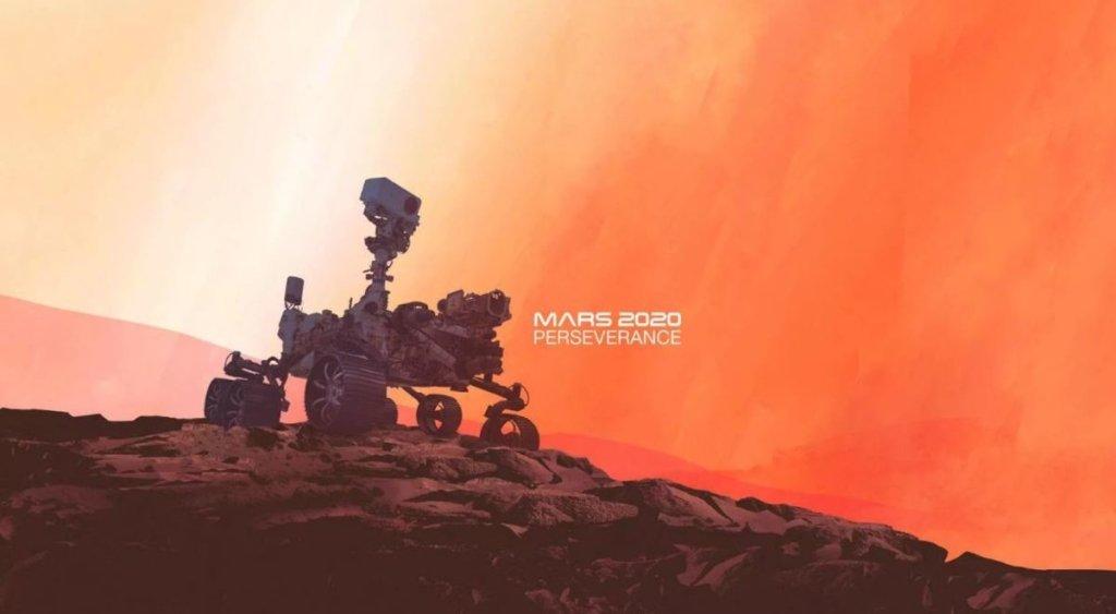 NASA відправляє на Марс ровер Perseverance, він летить з маленьким другом — трансляція