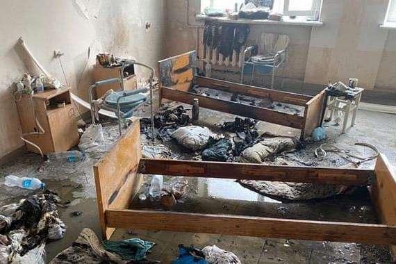 Помер другий потерпілий в результаті пожежі в Чернівецькій лікарні