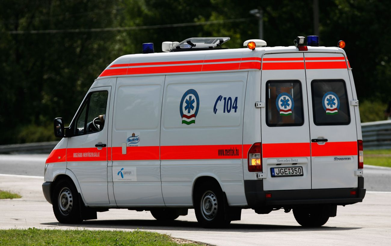 В Венгрии автобус с украинскими столкнулся с грузовиком: пять человек погибли