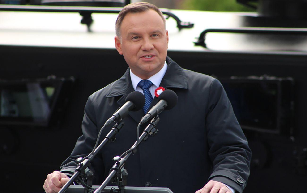 Польша не должна выплачивать ЕС штраф за скандальную шахту, — Дуда