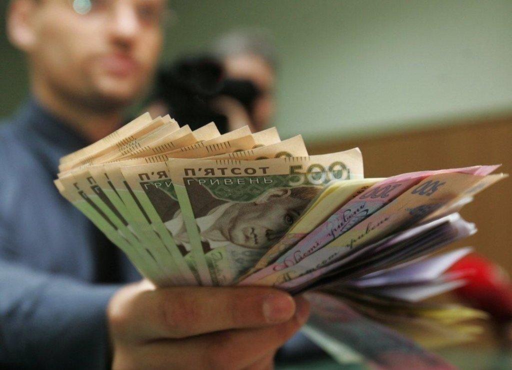 Реальна зарплата в Україні в липні зросла на 5%