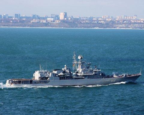 Захарова заявила, що військові навчання Sea Breeze проводять, щоб накачати Україну зброєю