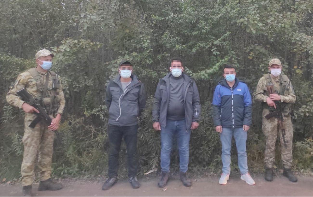На кордоні з Польщею затримали кількох турецьких нелегалів