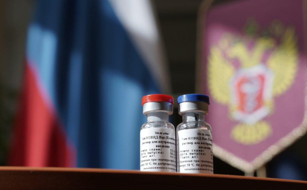 Україна розкритикувала російську вакцину від COVID-19