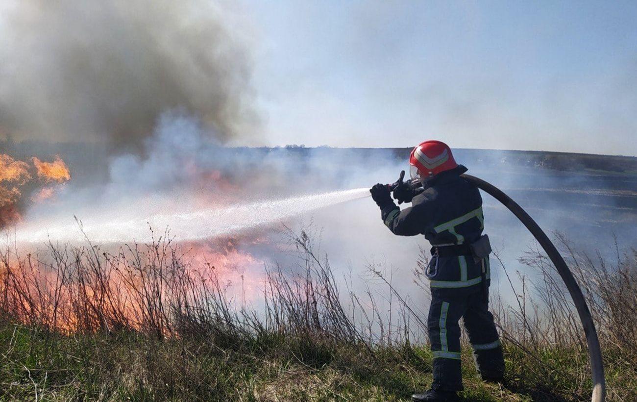 Пожарная опасность: какие области под угрозой