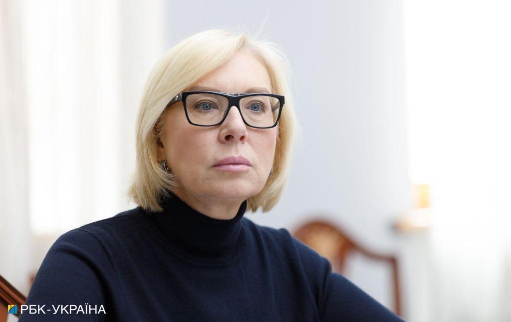 Денисова: пропавшими без вести в ОРДЛО считаются почти 260 человек