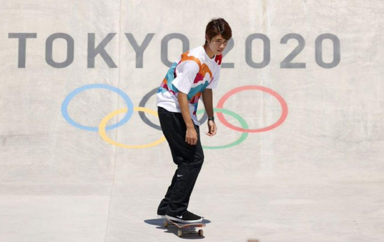 Став відомий перший в історії олімпійський чемпіон зі скейтбордингу