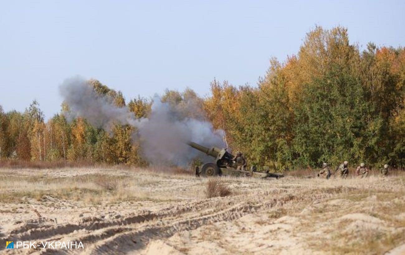Боевики шесть раз нарушили перемирие в Донбассе, потерь среди украинских военных нет