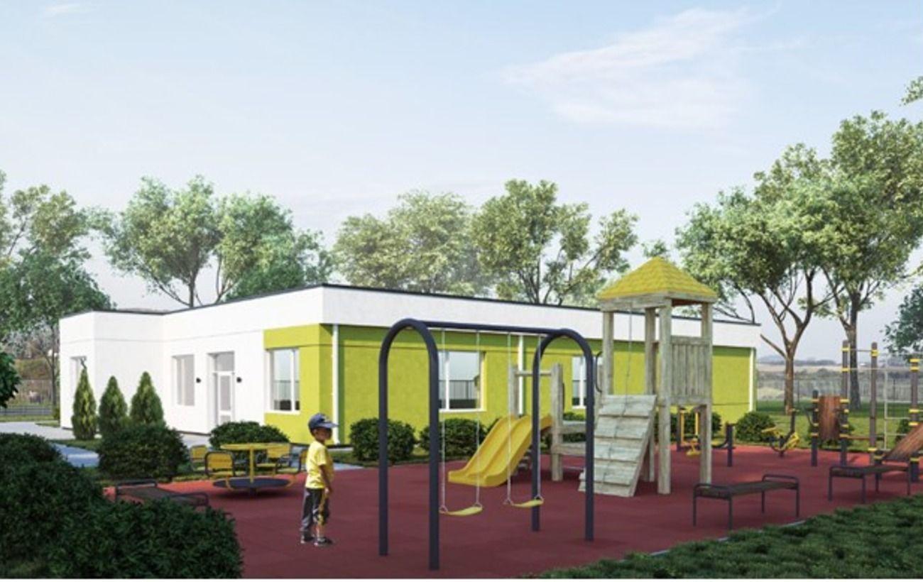 У Дніпропетровській області стартувало будівництво сьомого групового будинку для сиріт