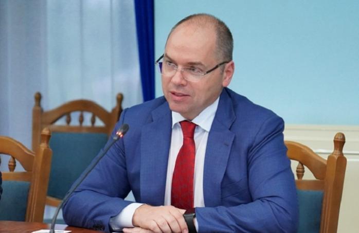 Моз заперечує політичний підтекст у розподілі України на зони карантину