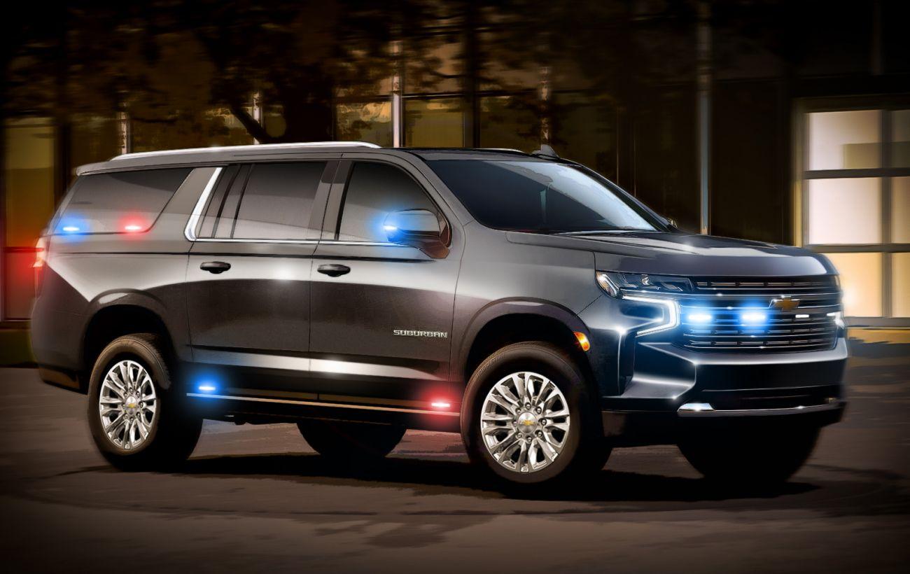 Госдеп США заказал 10 внедорожников Chevrolet Suburbun по цене 3600000 долларов каждый
