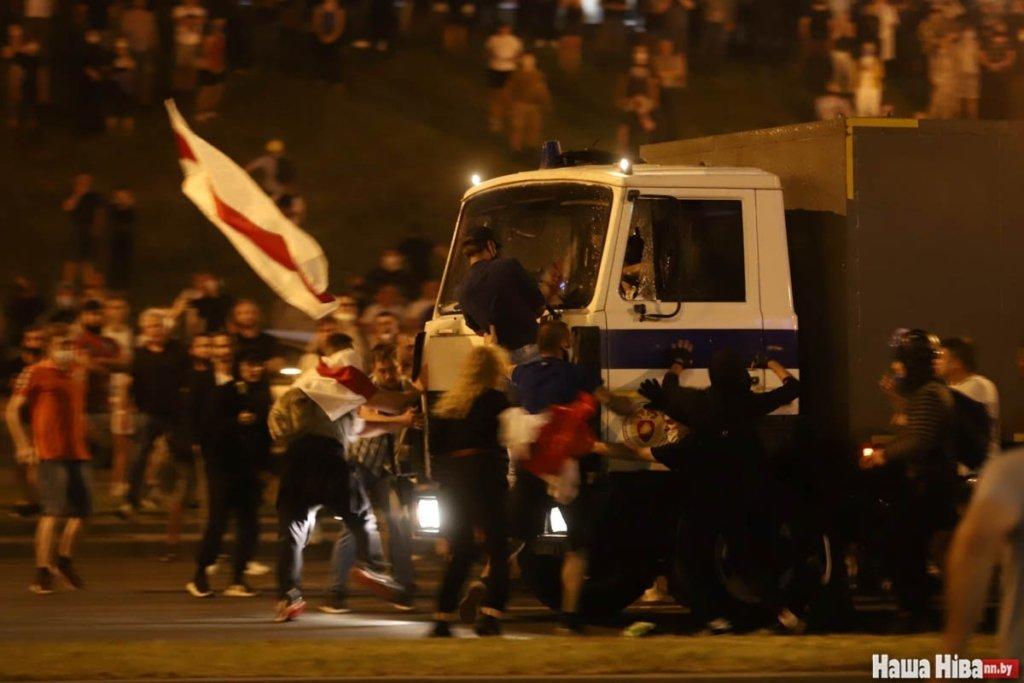 «Загиблий» на протестах білорус виявився живий: усі подробиці