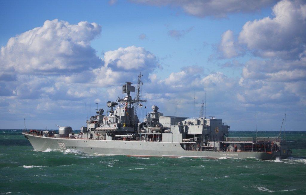 COVID-19 виявили на «Гетьмані Сагайдачному»: моряків відправили на карантин
