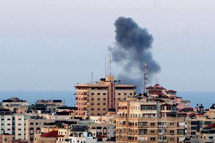 Ізраїль повідомив про ракетний удар по своїй території
