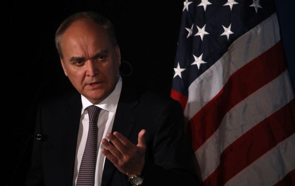 Посол РФ на следующей неделе вернется в США