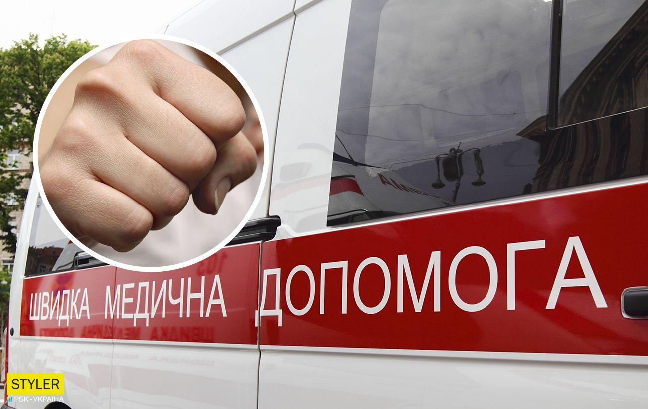 У Києві побили відомого вуличного музиканта (відео)