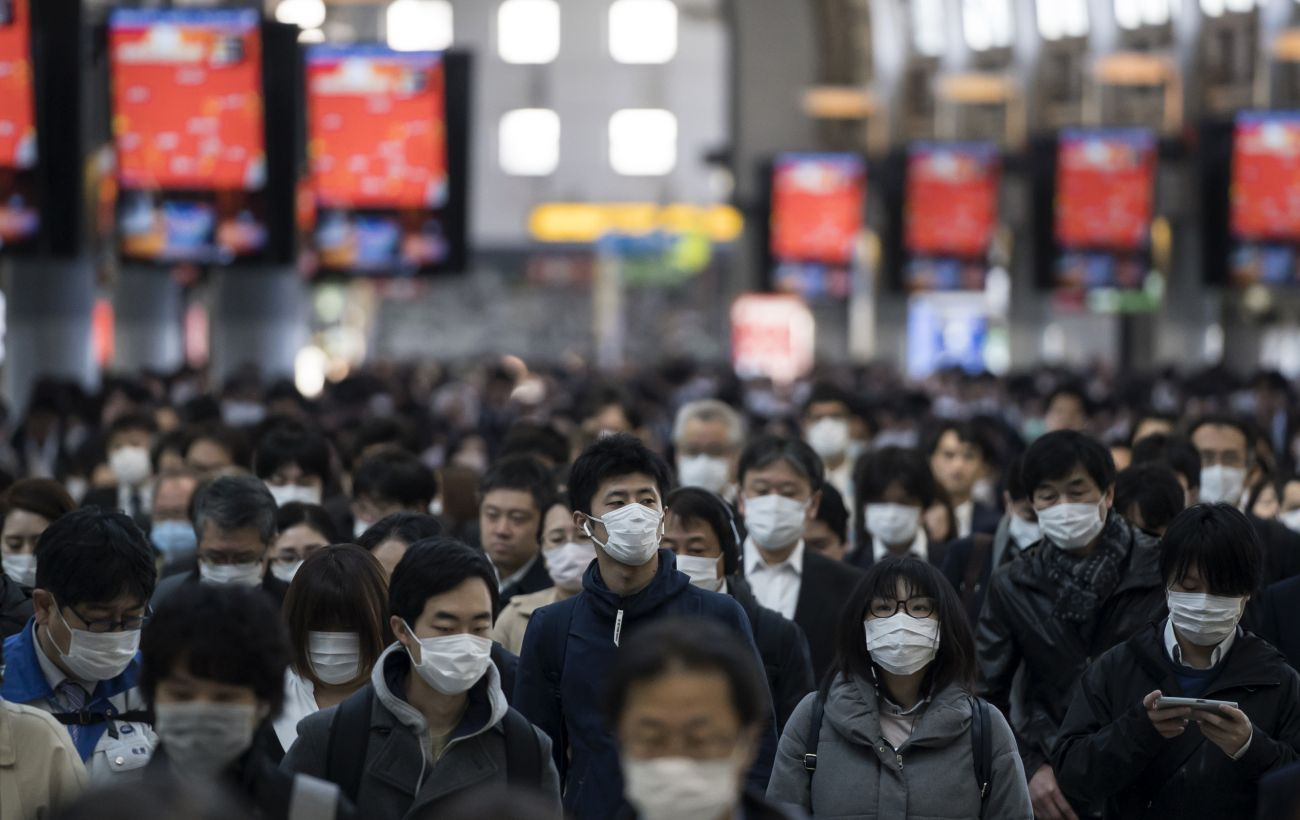 Число заражень коронавірусом в Токіо знову б'є рекорди