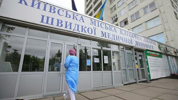 Коронавірус в Україні: завантаженість лікарень з хворими становить 24%