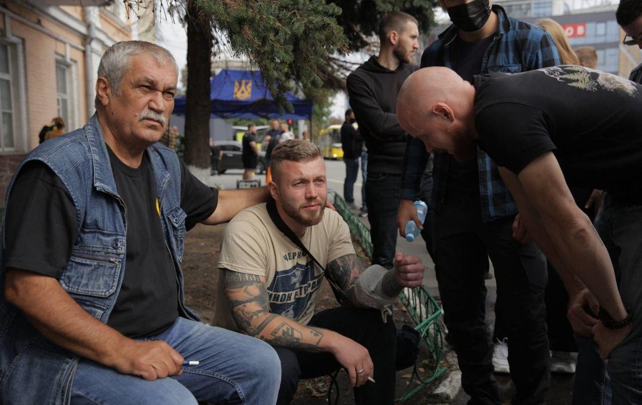 У Черкасах кандидатом у народні депутати висунули ветерана, який зараз в СІЗО