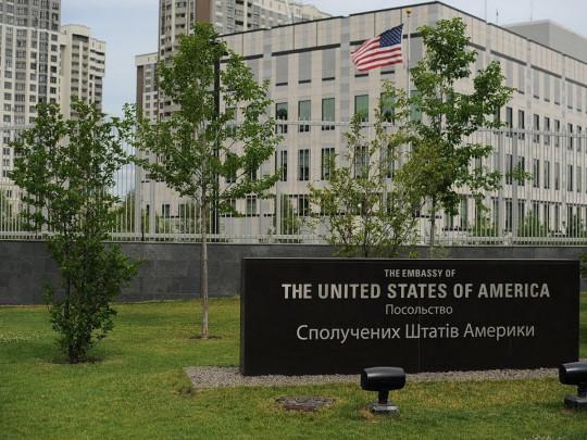 Посольство США передало Україні засоби захисту від коронавіруса
