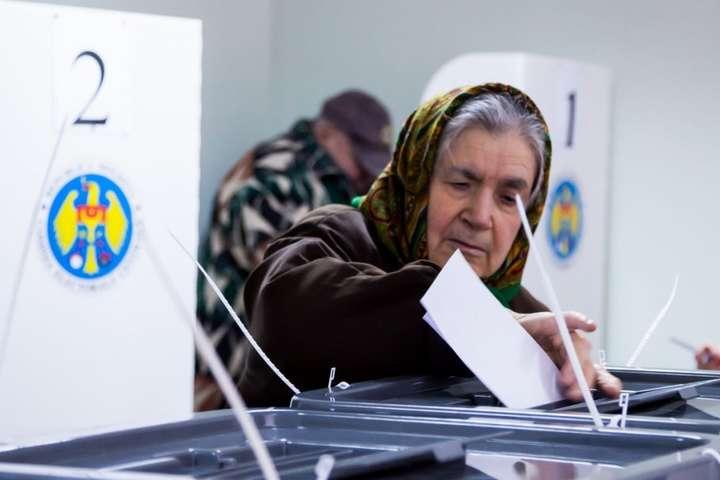 У Молдові розпочалися президентські вибори