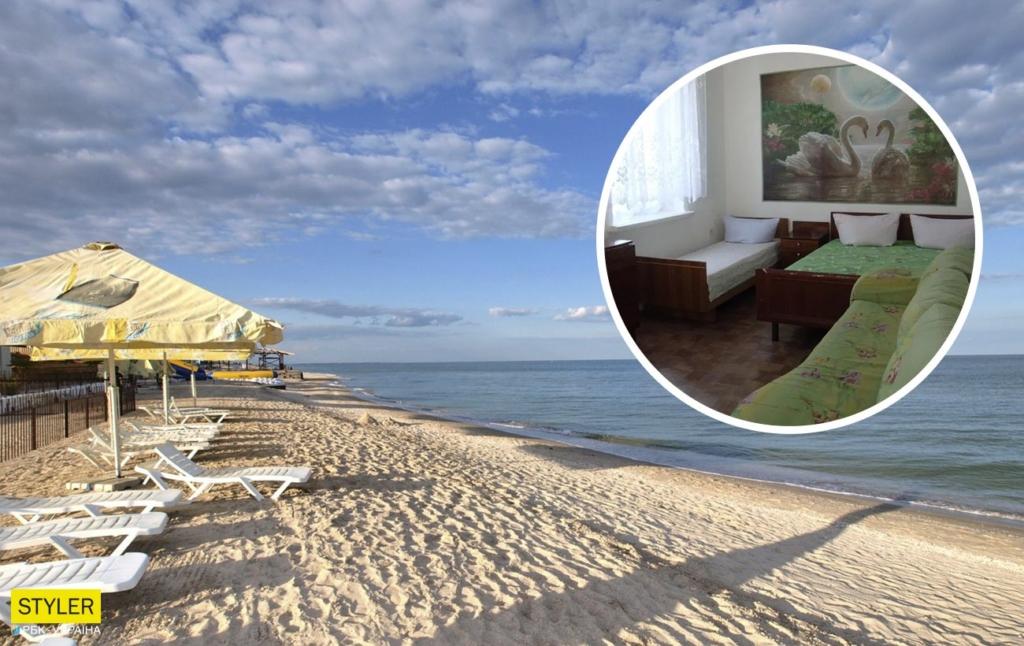 Як виглядає бюджетне житло на українських морських курортах: вся принадність відпочинку за 100-150 гривень
