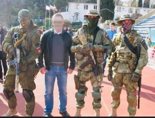 У Києві затримали бойовика з Криму — фото