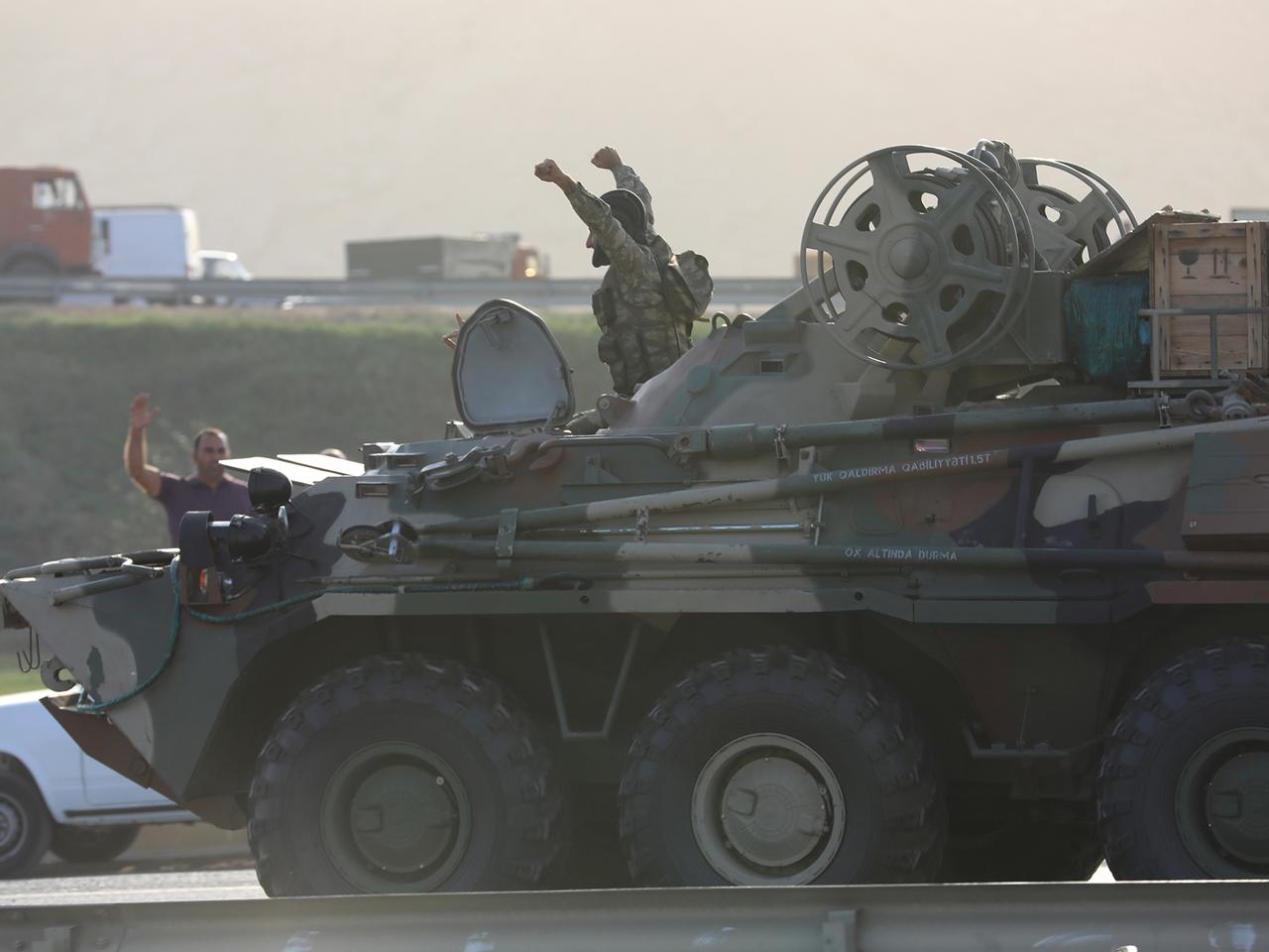 Война за Нагорный Карабах: глава МИД Армении едет в Россию