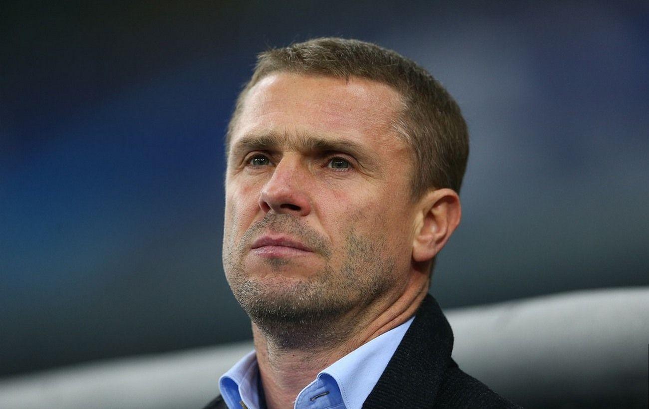 УАФ подтвердила назначение Реброва новым тренером сборной Украины по футболу
