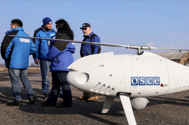 Миссия ОБСЕ сообщила о новом случае глушения ее беспилотников на Донбассе