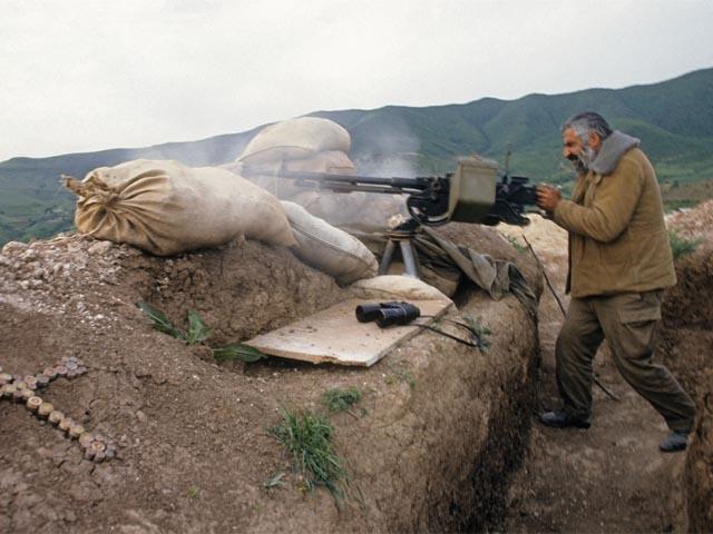 Бій за Нагірний Карабах: підсумки третього дня протистояння