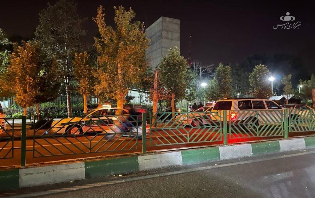 На заході Тегерану прогримів потужний вибух