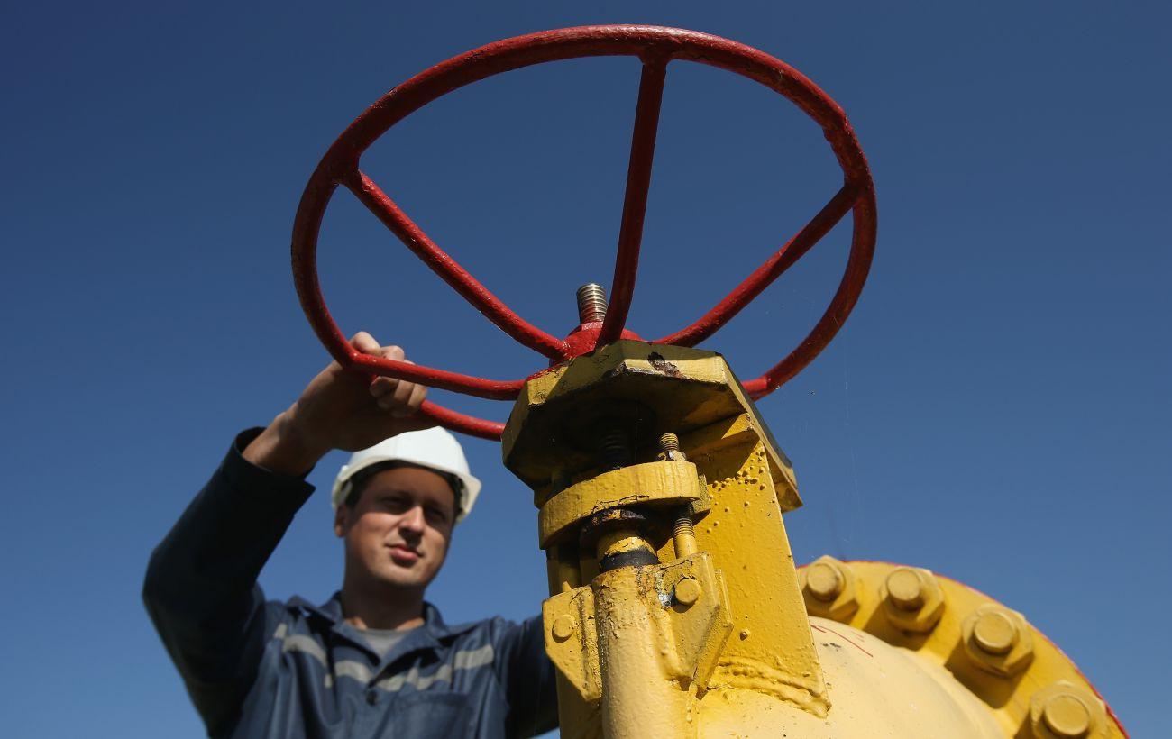Ціна на газ в Європі знову перевищила 1200 доларів