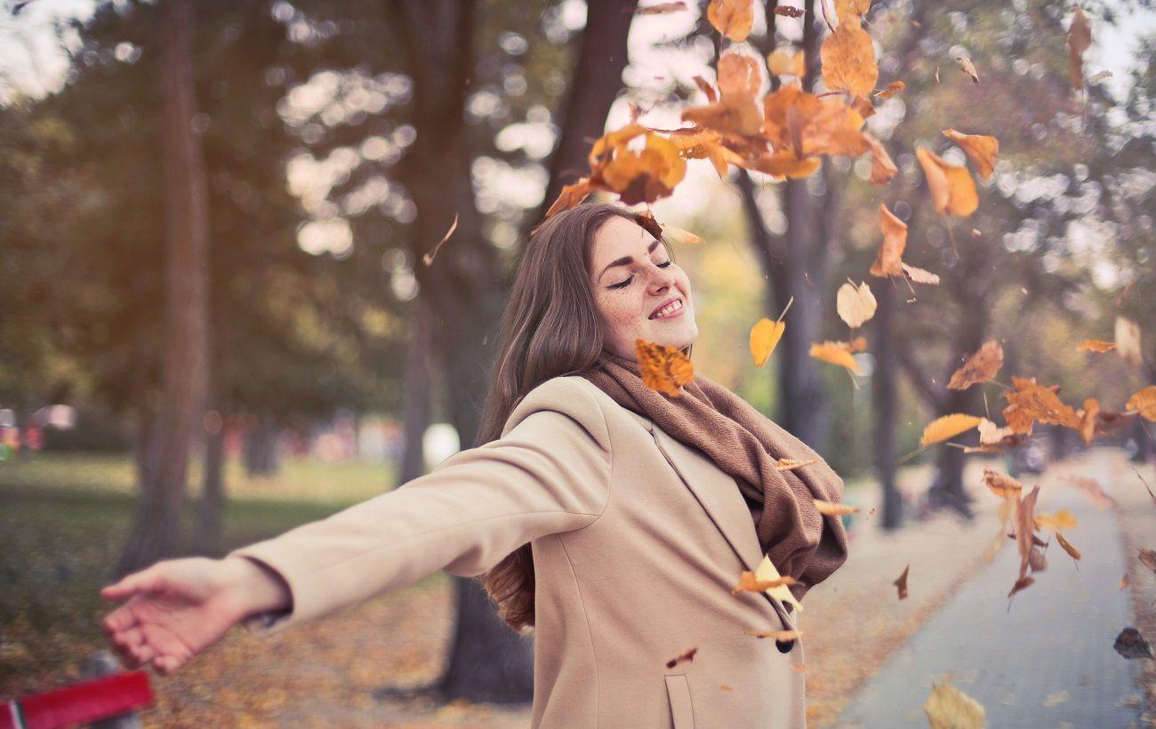 7 способов поднять себе настроение этой осенью