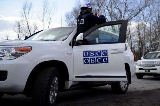 Миссия ОБСЕ зафиксировала почти 2500 нарушений в Донбассе с начала перемирия