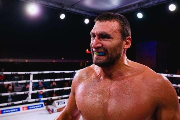 Український боксер Вихрист здобув найважчу перемогу в професійній кар'єрі (відео)