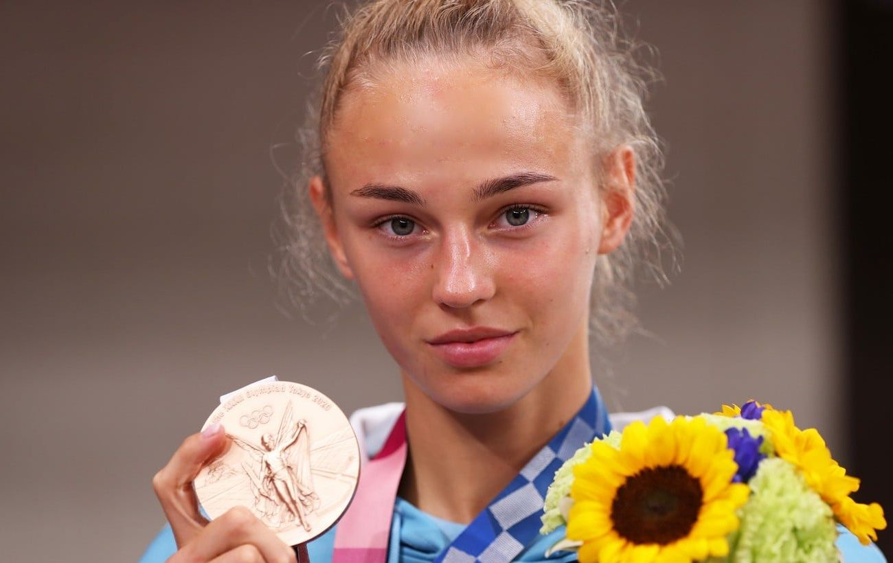 Билодид принесла Украине историческую награду Игр: эмоции спортсменки не оставят вас равнодушными