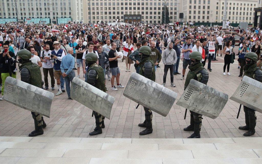 Лукашенко назвав Україну форпостом політичних провокацій