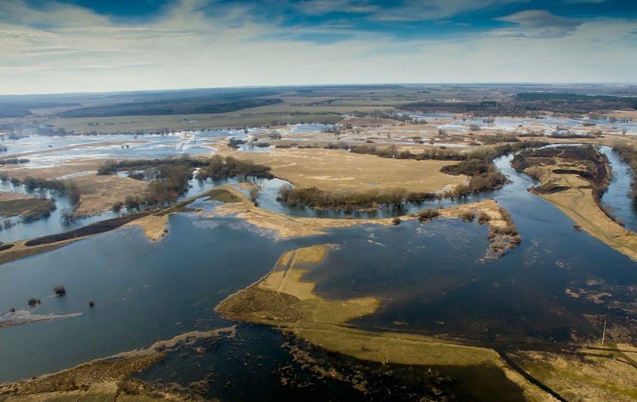 Во Львовской области река может выйти из берегов. Объявлен желтый уровень опасности