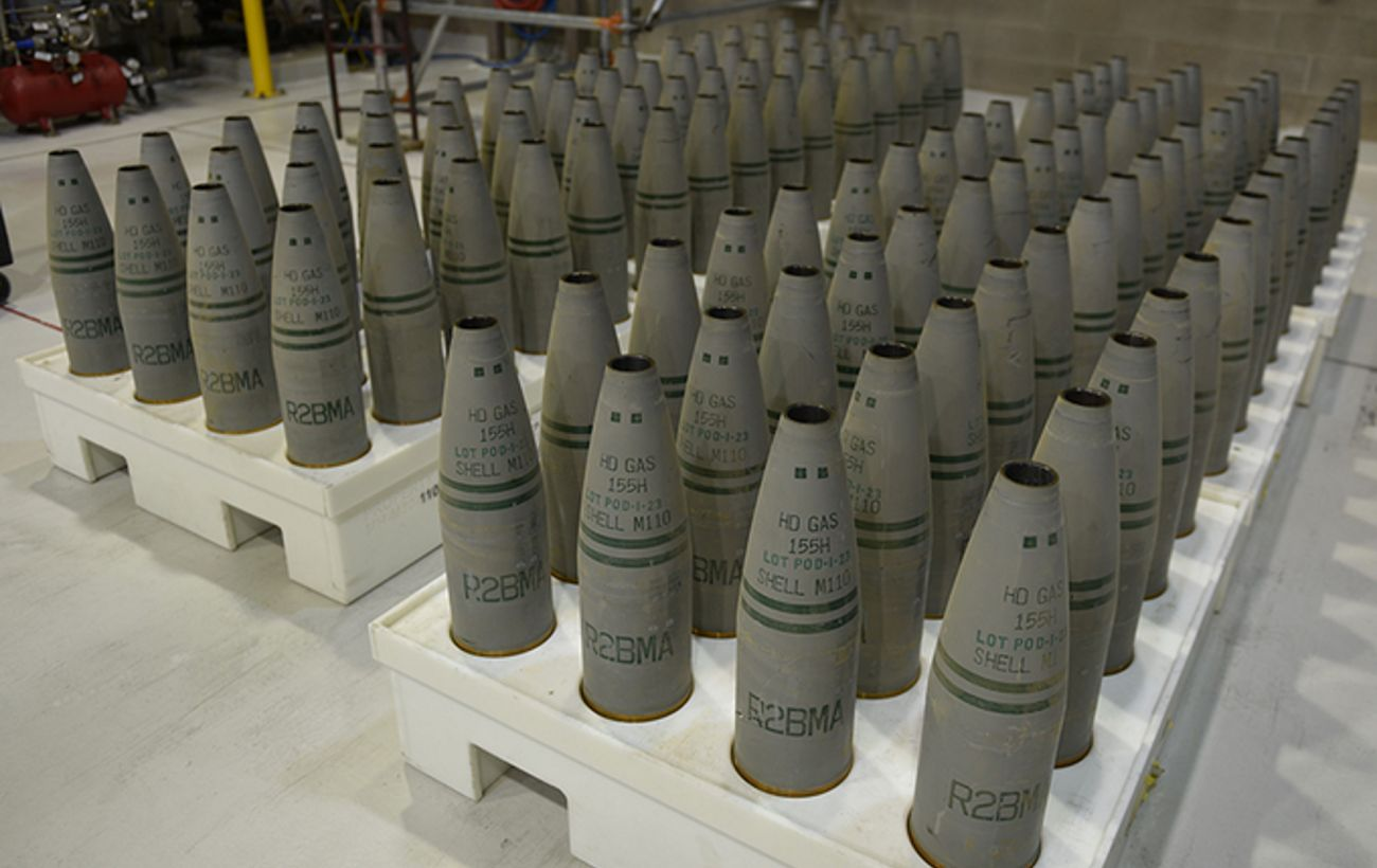 США планують знищити свою хімічну зброю до кінця 2023 року