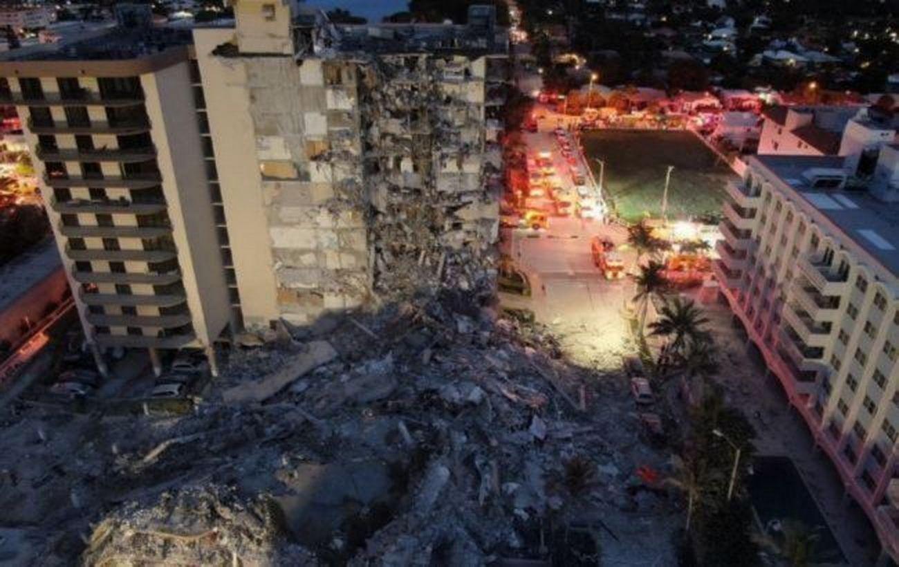 Обвал будинку в Майамі: рятувальники припинили пошуки жертв, загинули 97 осіб
